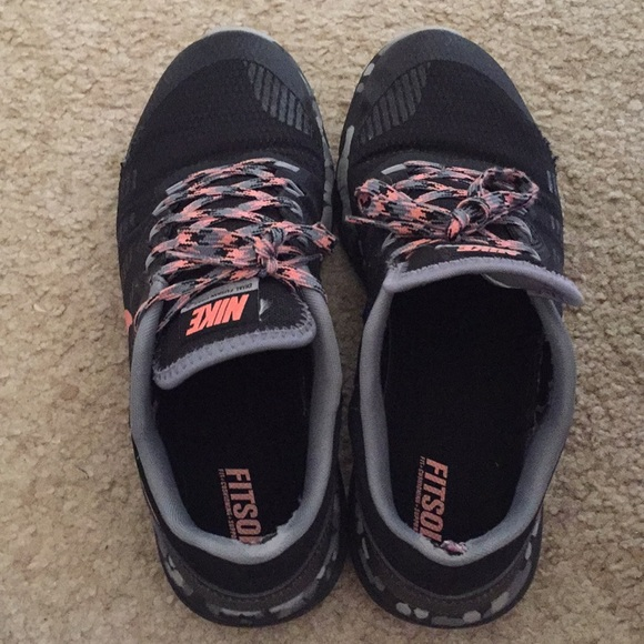 detailed look 5830c 8f3bd Nike Black Dual Fusion Trail 2 Tennis Shoes. M 5b44fdc1d6dc521860d5a44a.  Other Shoes you may like. Women s mike shox